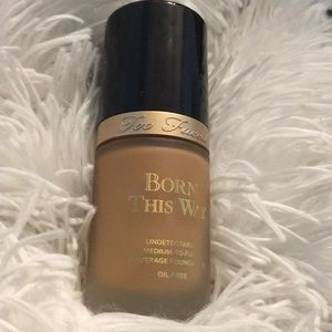Too Faced Born This Way Foundation in Golden